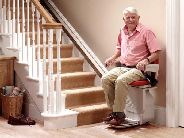 fauteuil monte escalier prix